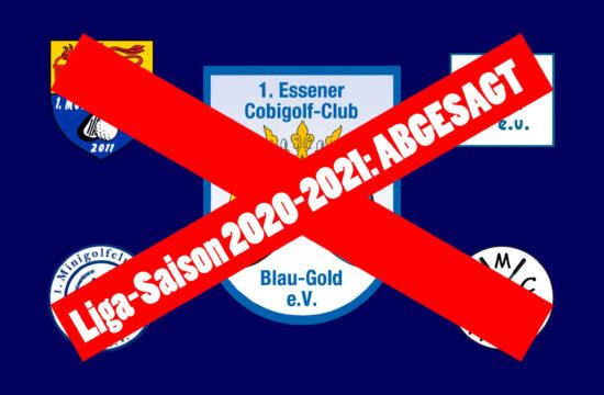 Bezirksliga abgesagt