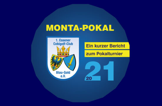 Medaille Montapokal 2021